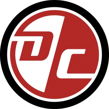 DC Simple Sticker
