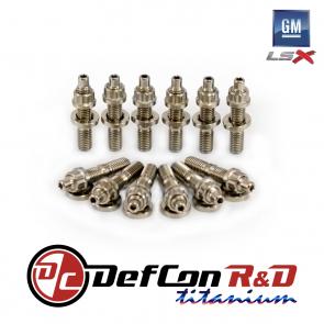 Stud Kit: Chevy / GM LSX Titanium Exhaust Manifold