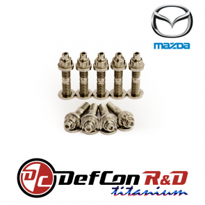 Stud Kit: Mazda Miata Titanium Exhaust Manifold