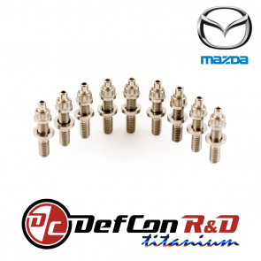 Stud Kit: Mazda Miata Titanium Intake Manifold