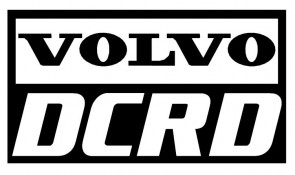 DCRD Block Volvo Sticker